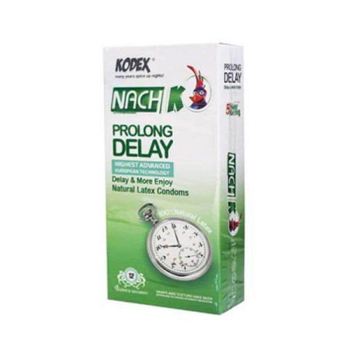 کاندوم تاخیری طولانی کدکس Nach Kodex Prolong Delay