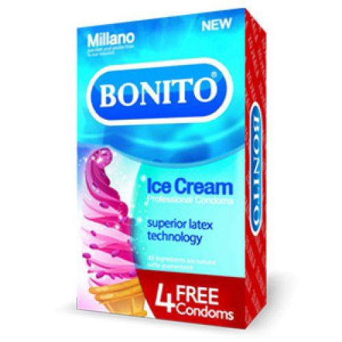 کاندوم بونیتو با طعم بستنی Bonito Ice Cream