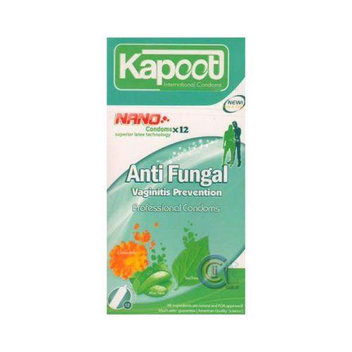 کاندوم کاپوت ضد عفونت KAPOOT ANTI FUNGAL