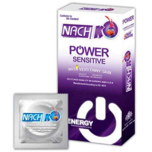 کاندوم انرژی زا کدکس Nach Kodex Power Sensitive
