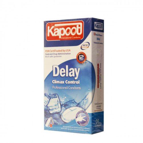 کاندوم تاخیری کاپوت kapoot delay condom