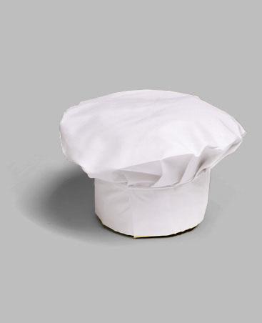 کلاه آشپزی سرآشپز رستورانی