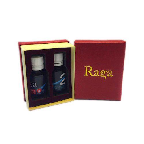 پکیج حجم دهنده گونه و لب مخصوص بانوان راگا (۲ روغن مخصوص)