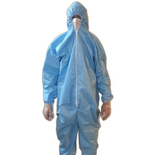 لباس ایزوله یکبار مصرف نایلونی