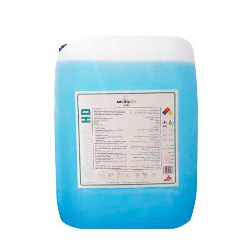 محلول ضد عفونی دست میکروزد 20 لیتر بدون نیاز به شستوشو